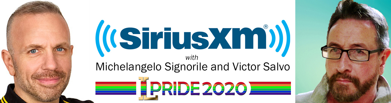 Michelangelo Signorile and Victor Salvo Chat about LGBTQ History