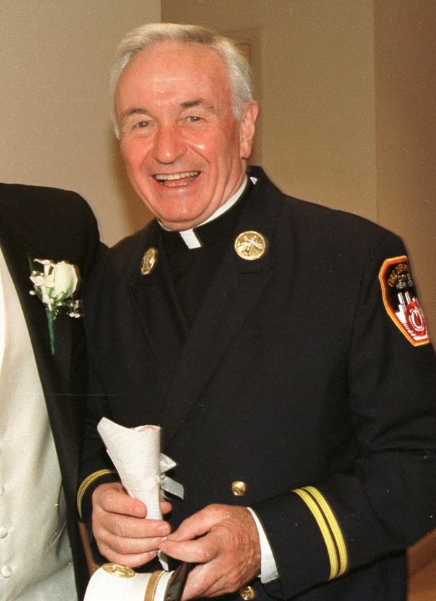 FDNY Chaplain Fr. Mychal Judge