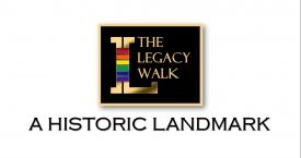 Legacy Walk Bronze Memorial Retrospective