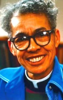 Pauli Murray Headshot