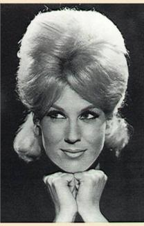 Dusty Springfield Headshot
