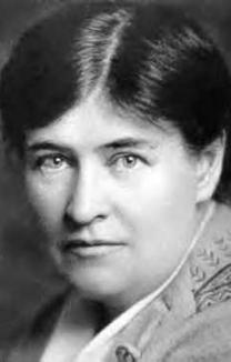Willa Cather Headshot