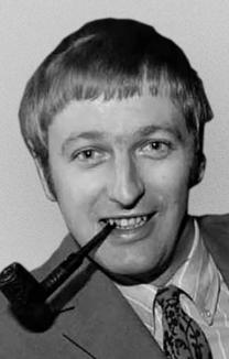 Graham Chapman Headshot