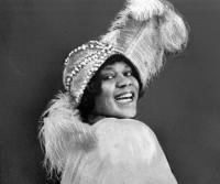 Bessie Smith in Costume