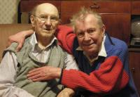 LGBTQ Activists Allan Horsfall and Ray Gosling as Elders