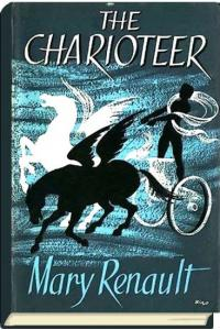 Mary Renault's The Charioteer Book Jacket