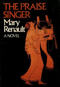 Mary Renault's The Praise Stranger Book Jacket